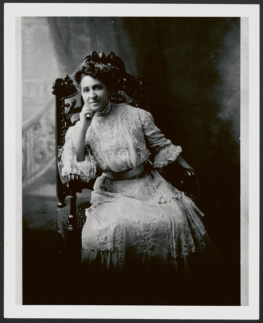 Mary Church Terrell portrait
