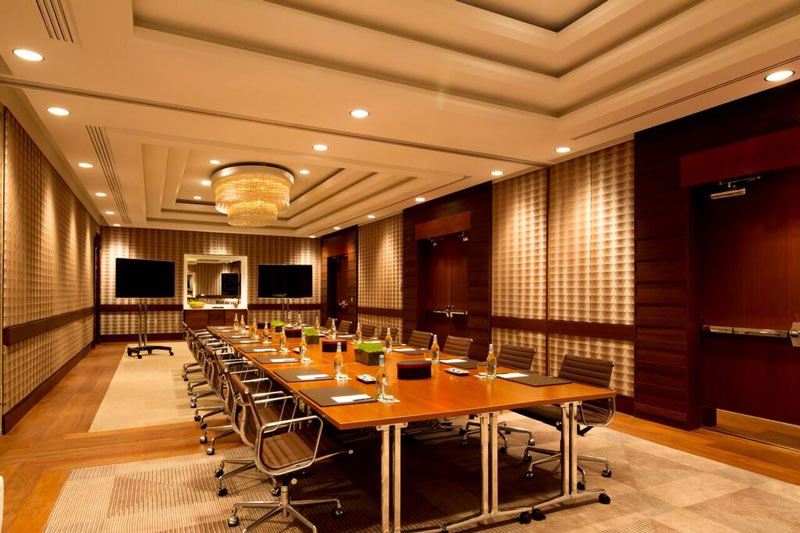 The Drawing Room meeting space at the Park Hyatt Washington - Where to book your intimate meeting in Washington, DC