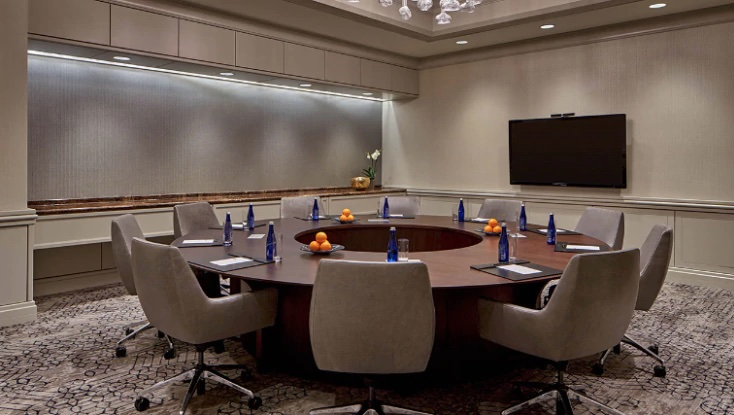 Intimate meeting space at the Grand Hyatt Washington - Meetings and conventions in Washington, DC