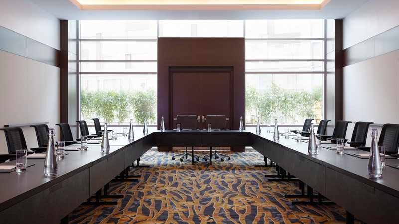Meetings at the Marriott Marquis Washington, DC - Intimate meeting space in Washington, DC