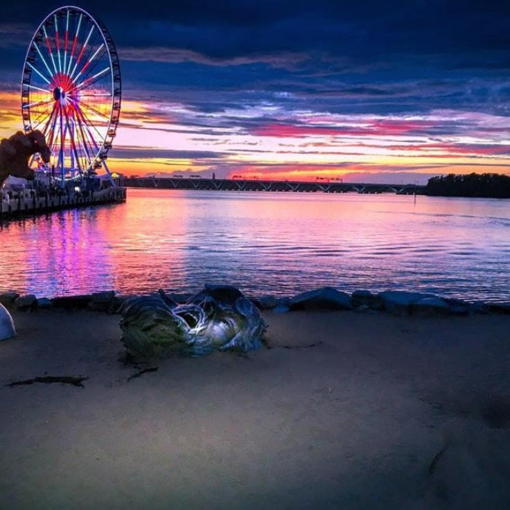@ejg_photo - The Awakening - National Harbor, Maryland