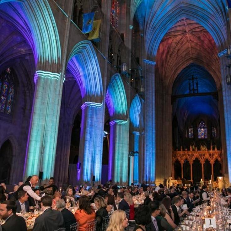 Dinner Reception at Washington National Cathedral - Meetings and Conventions in Washington, DC