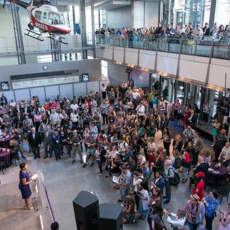 Brunch Reception at the Newseum - Meetings and Conventions in Washington, DC