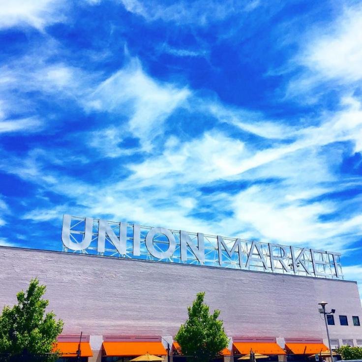 @junebugdesignsltd - Main entrance at Union Market in NoMa - Things to do in Washington, DC