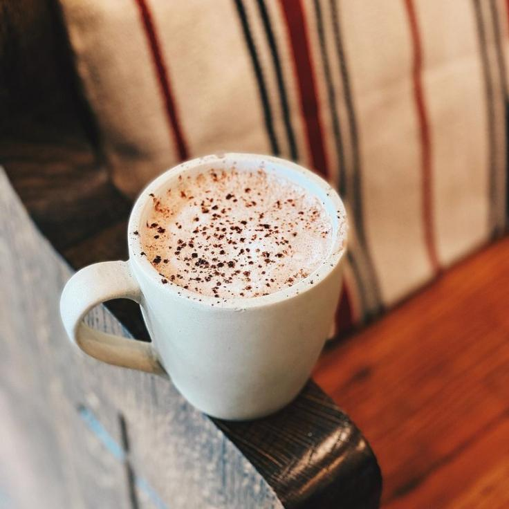 @theroyal_dc - hot chocolate