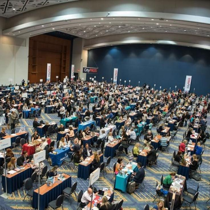 Attendees at Walter E. Washington Convention Center - Meetings and Conventions in Washington, DC
