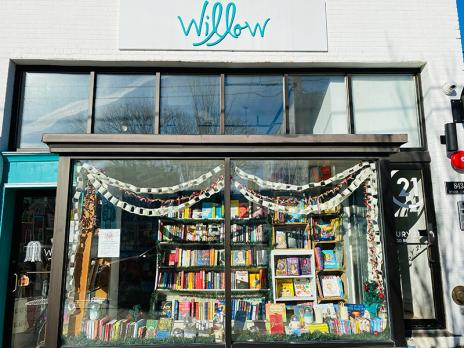 Willow Bookstore Petworth