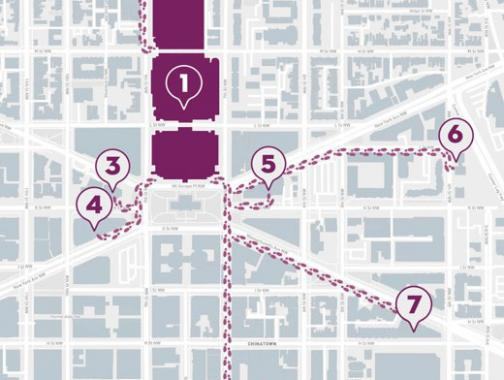 Connected Campus Meetings Map Thumbnail