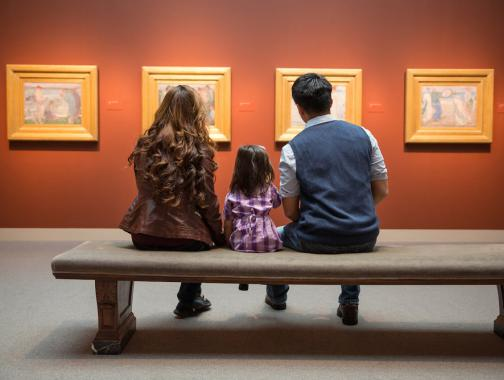 Smithsonian Museums in Washington, DC - Freer & Sackler Galleries